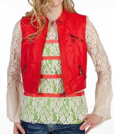 BKE Cropped Vest