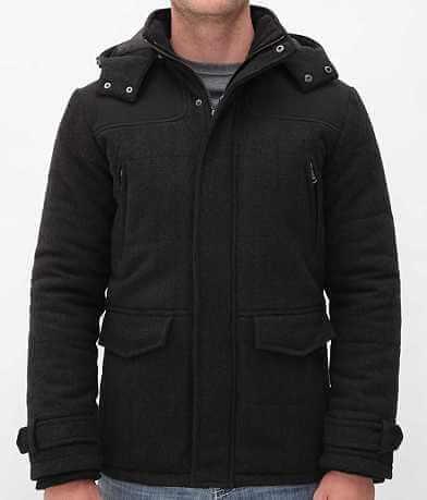 Blanc Noir Puffer Coat