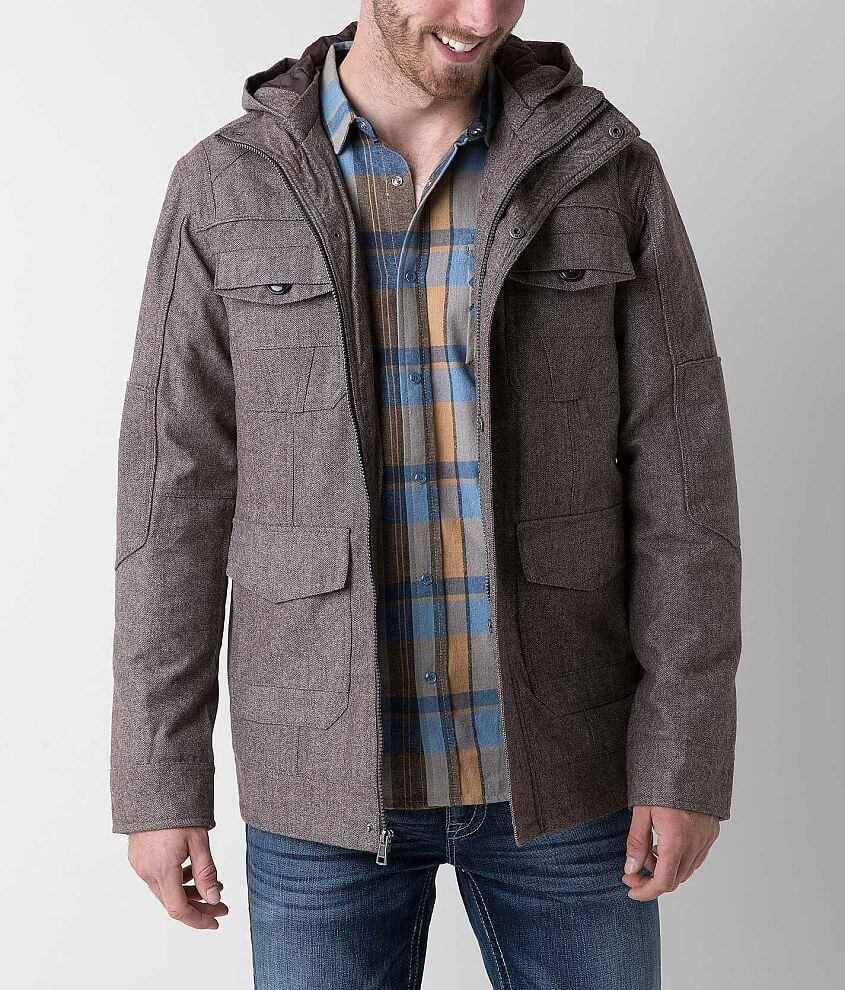 BKE Frisco Jacket front view