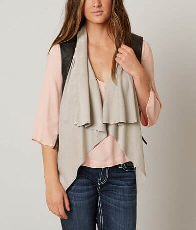 Be by Blanc Noir Flyaway Vest