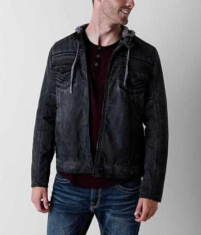 Buckle Black Jordan Jacket