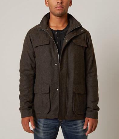 Buckle Black Kevin Jacket