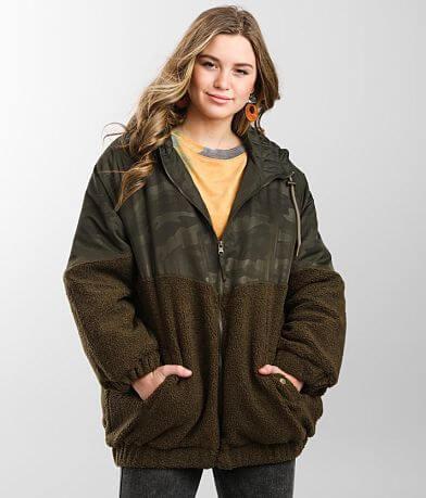 Boundless North® Camo Pieced Jacket