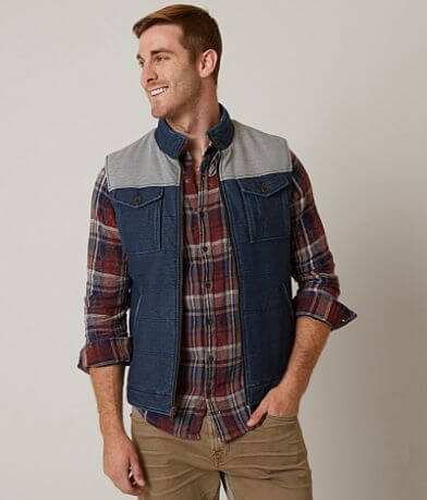 Outpost Makers Chambray Vest