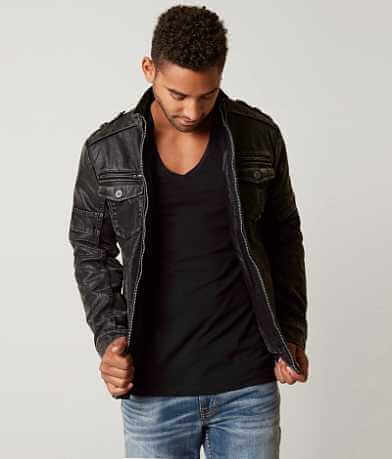Buckle Black Everest Jacket