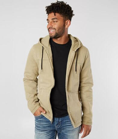 BKE Washed Canvas Jacket