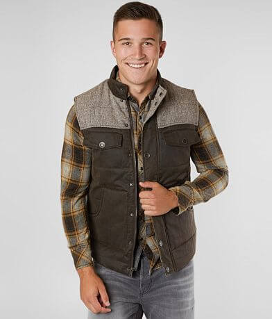BKE Antique Distressed Vest