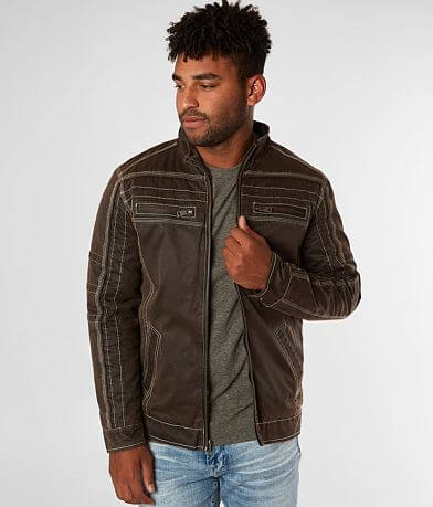 BKE Antique Washed Jacket