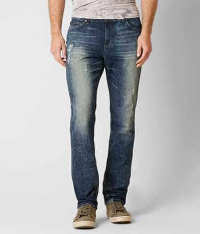 Rustic Dime Taper Stretch Jean