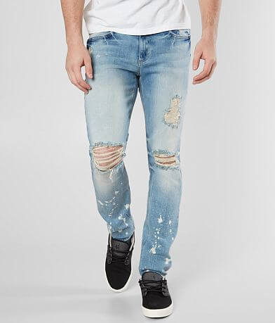 Rustic Dime Slim Stretch Jean