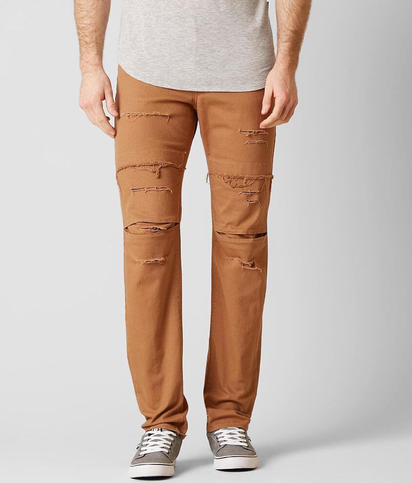 Rustic Dime Slim Stretch Jean front view