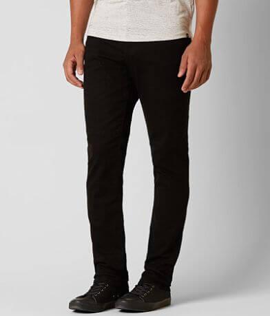 Rustic Dime Delta Zip Stretch Jean