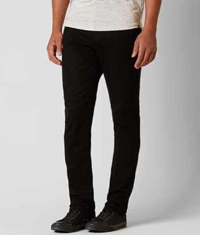Rustic Dime Delta Zip Taper Stretch Jean
