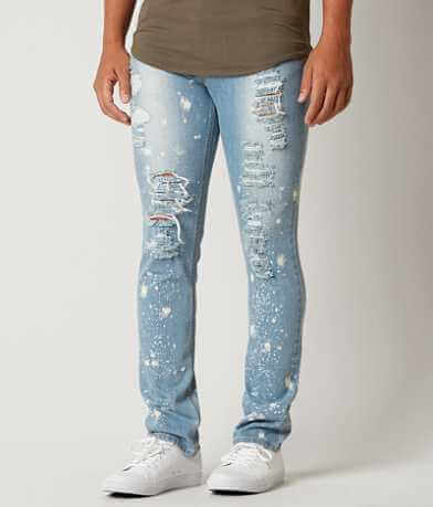 Rustic Dime Taper Stretch Jean