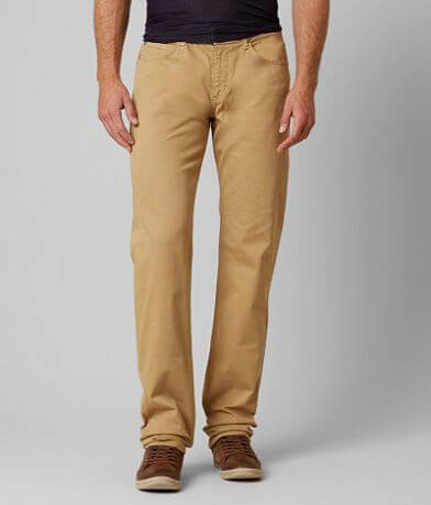 Rustic Dime Slim Straight Stretch Twill Pant