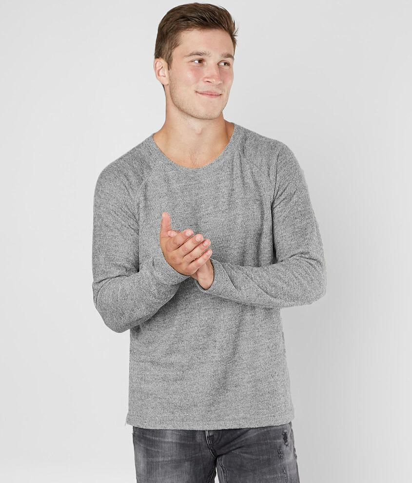 Rustic Dime French Terry Lightweight Sweatshirt front view