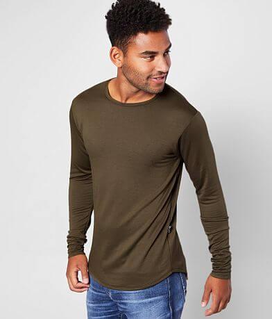 Rustic Dime Fleece Lined T-Shirt