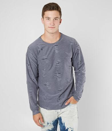 Rustic Dime Shredded Stretch T-Shirt
