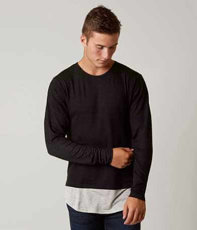 Rustic Dime Layered Stretch T-Shirt