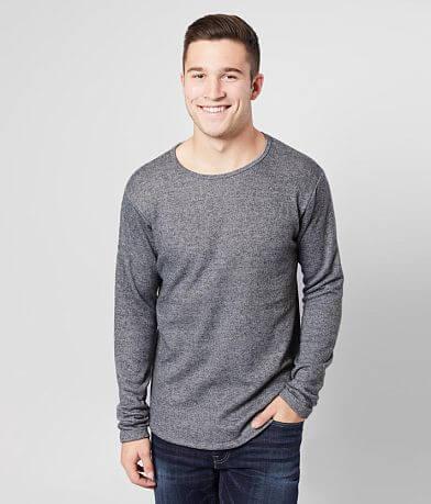 Rustic Dime Heathered Long Body T-Shirt