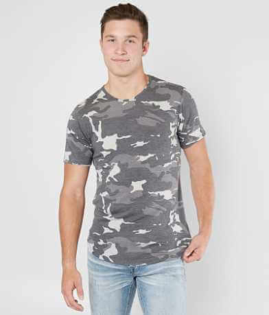 Rustic Dime Camo Stretch T-Shirt