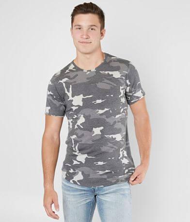 Rustic Dime Camo Stretch T-Shirt