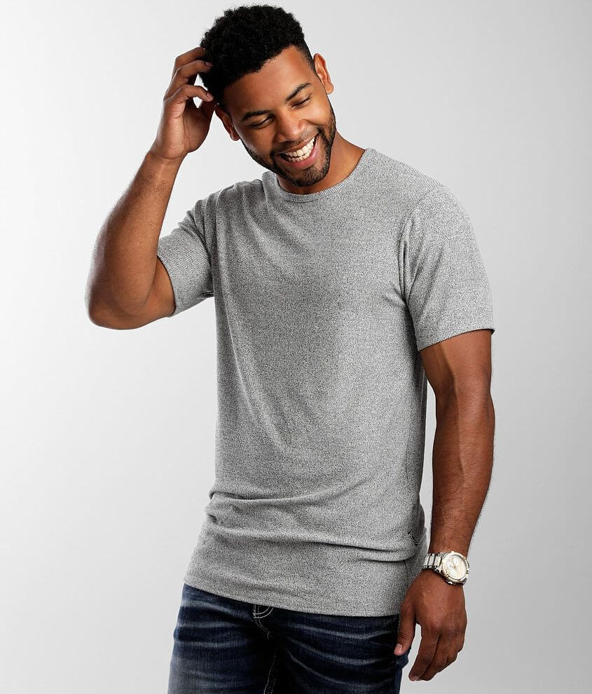 Rustic Dime Straight Hem T-Shirt front view