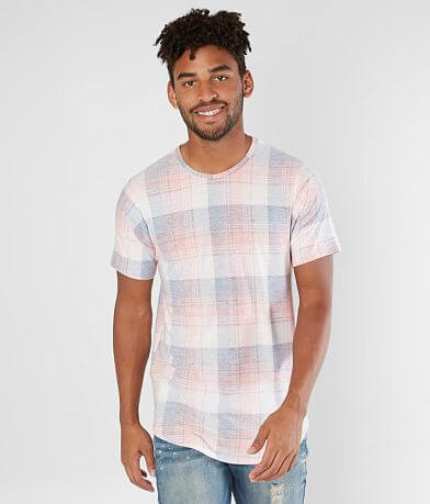 Rustic Dime Plaid T-Shirt