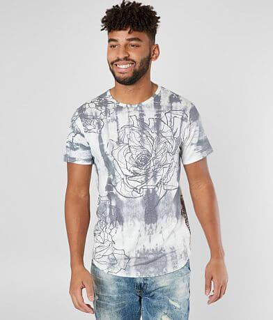 Rustic Dime Stone Roses T-Shirt