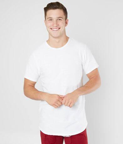 Rustic Dime Destructed Stretch T-Shirt