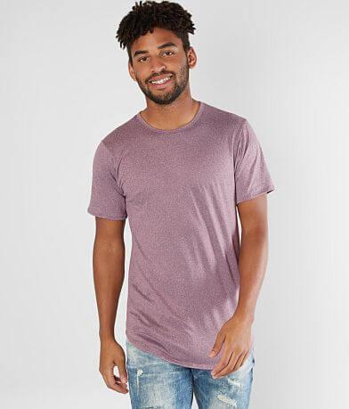Rustic Dime Faux Suede T-Shirt