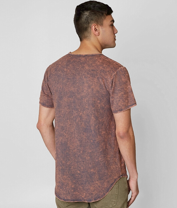 Shirt Wash Rustic Acid T Dime BTqwIX