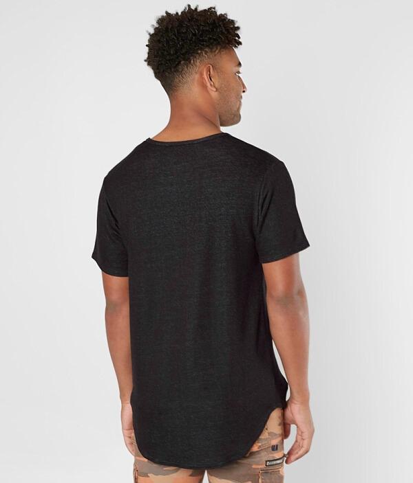 Rustic Shirt T Dime Long Body 8rqSxHg8