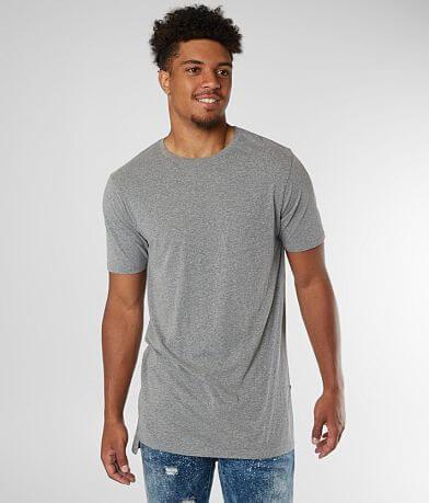 Rustic Dime Triblend Long Body T-Shirt