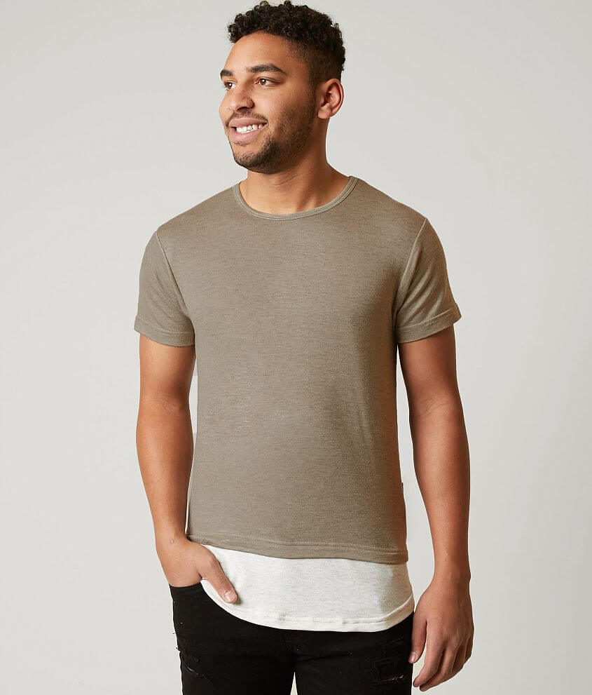 Rustic Dime Layered T-Shirt front view