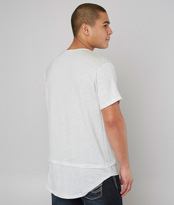 Dime T Dime Layered Rustic T Shirt Layered Rustic Y5w7qycEAI