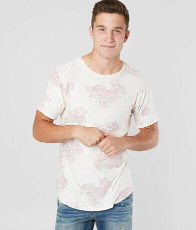 Rustic Dime Push Through Floral T-Shirt