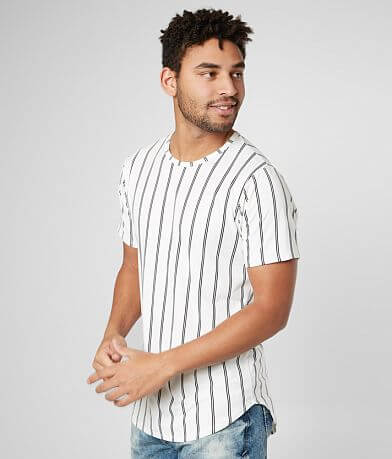 Rustic Dime Striped T-Shirt