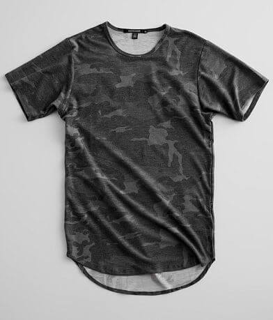 Rustic Dime French Terry Camo T-Shirt