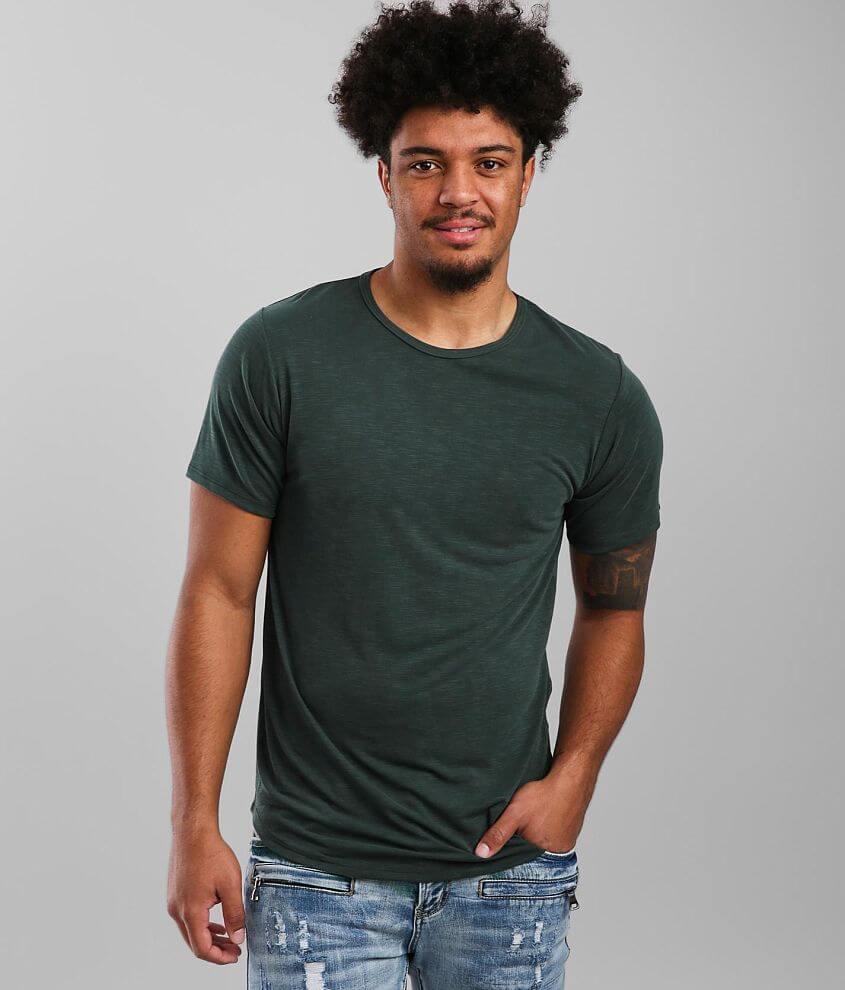 Rustic Dime Modal Blend T-Shirt front view