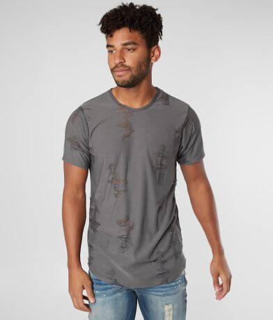 Rustic Dime Shredded T-Shirt