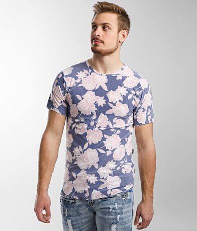 Rustic Dime Push Through Floral T-Shirt