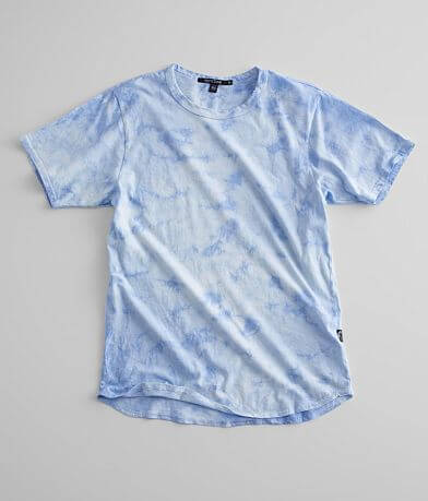 Rustic Dime Washed Tie Dye T-Shirt