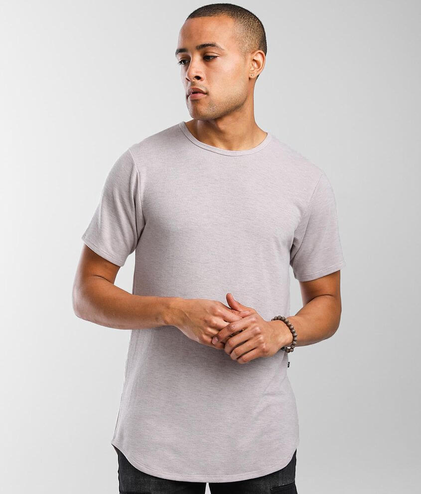 Rustic Dime Heathered T-Shirt front view