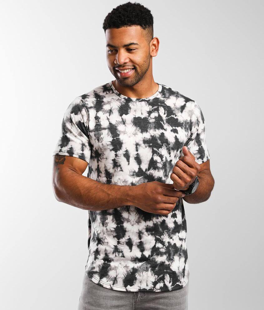 Rustic Dime Tie-Dye T-Shirt front view