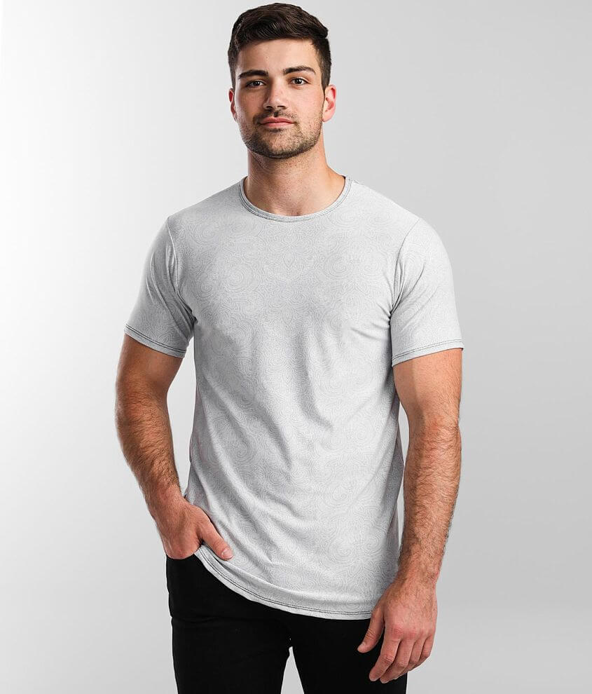 Rustic Dime Printed T-Shirt front view