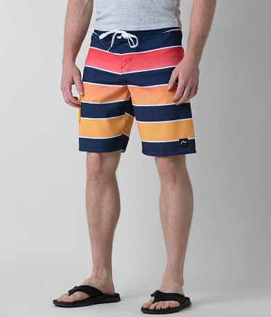 Rusty Zebra Stretch Boardshort