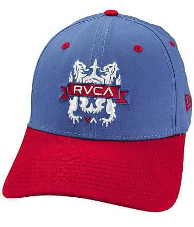 RVCA Crest Banner II Stretch Hat