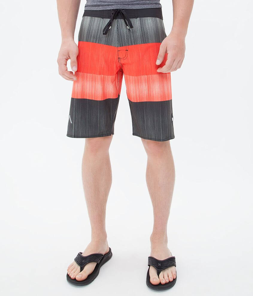 RVCA Transmission Boardshort front view