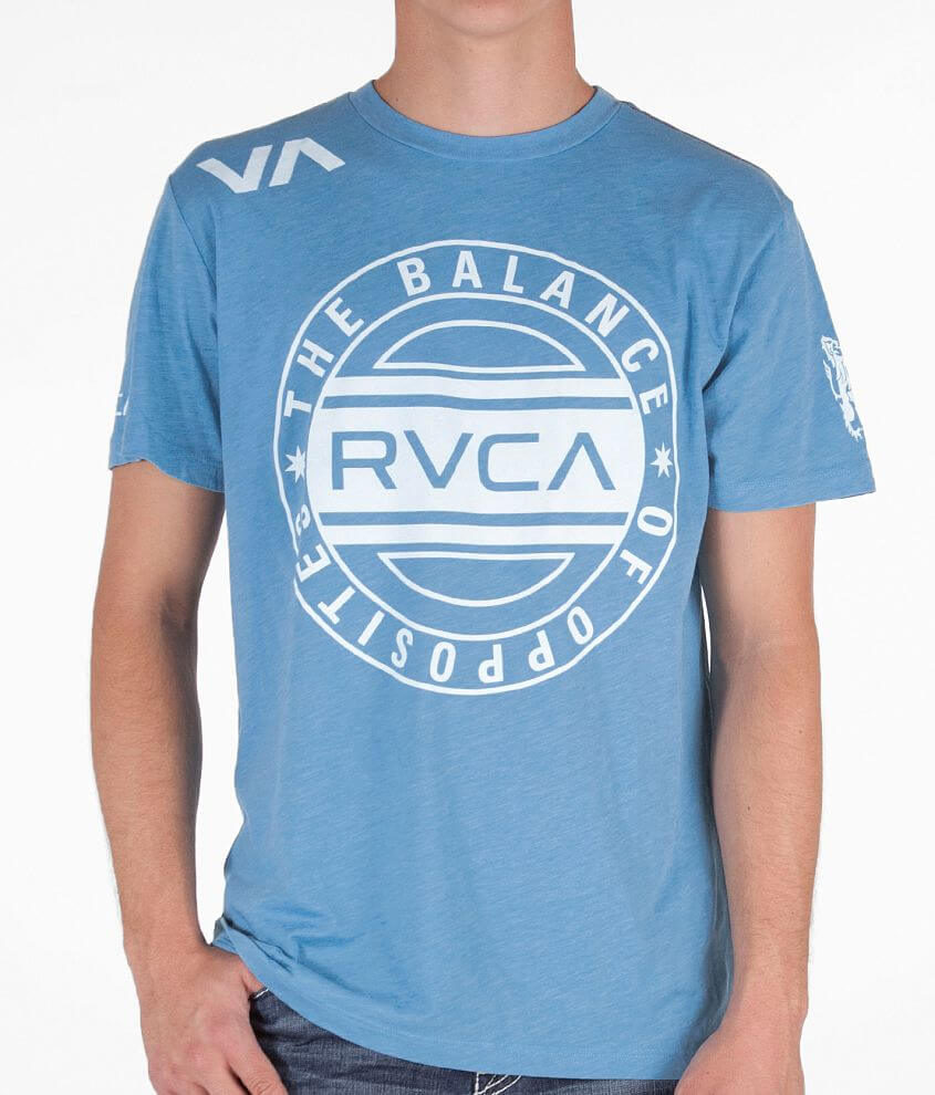 RVCA Seeing Stars T-Shirt front view